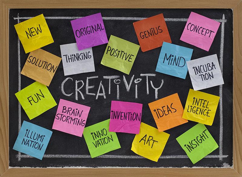 Creativity Calls