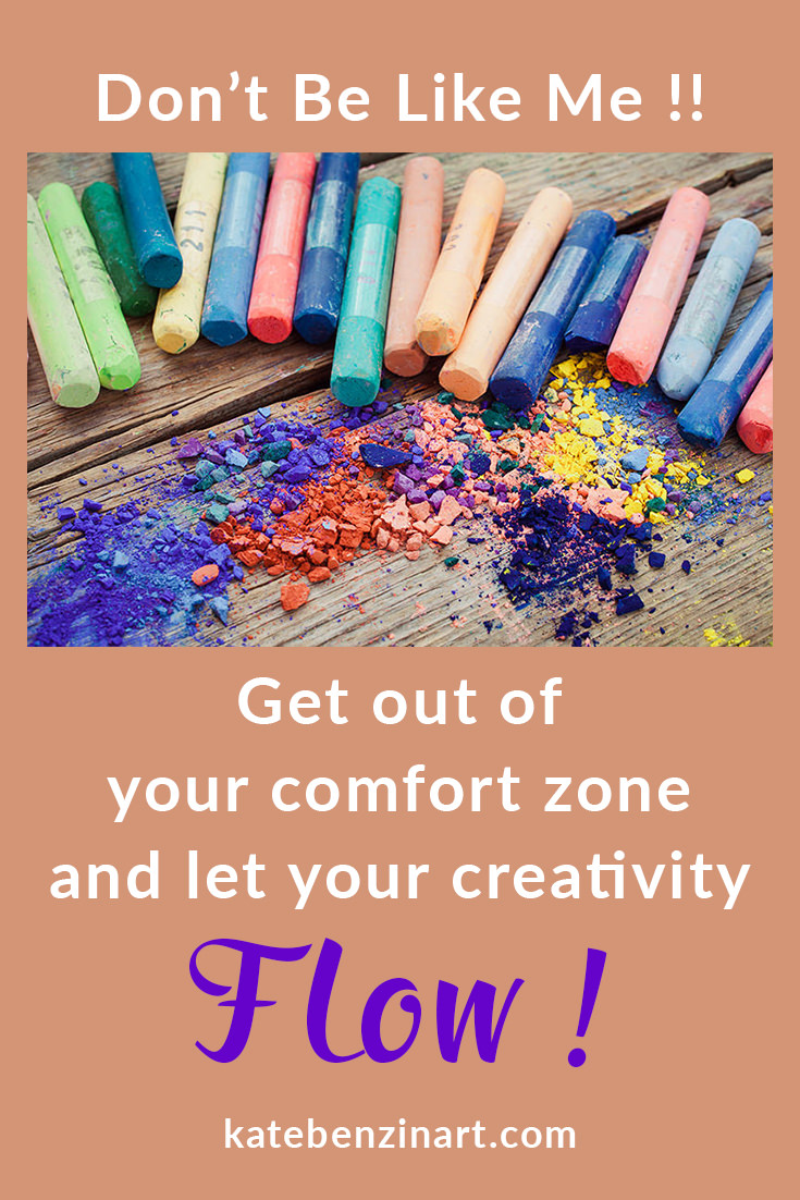 Let your creativity flow