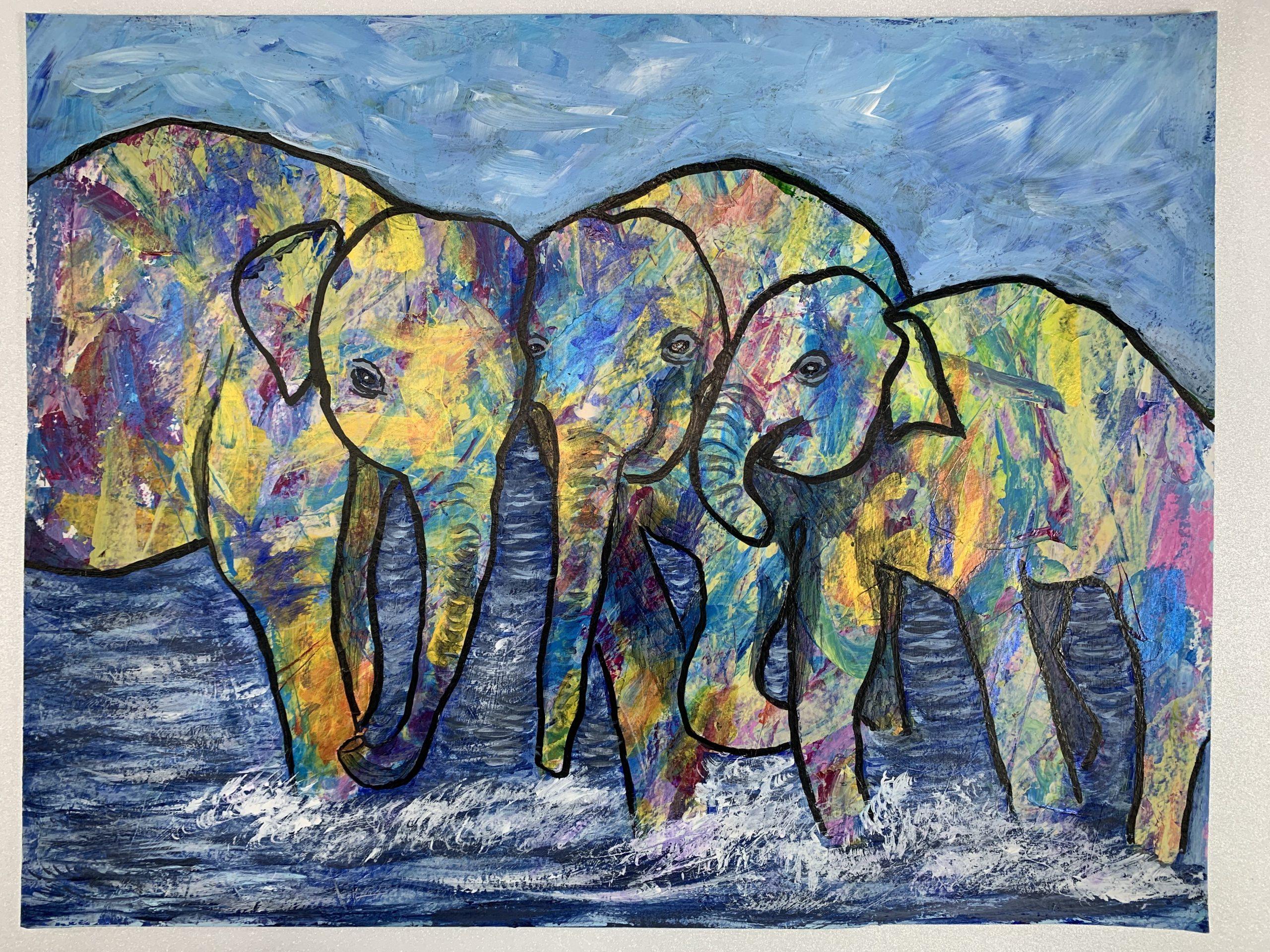 Gajah Trio